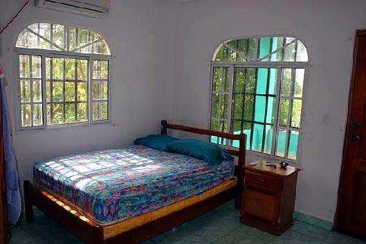 Guest Bedroom at La Casa Verede Panama
